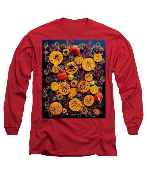 Squash Carnival Long Sleeve T-Shirt