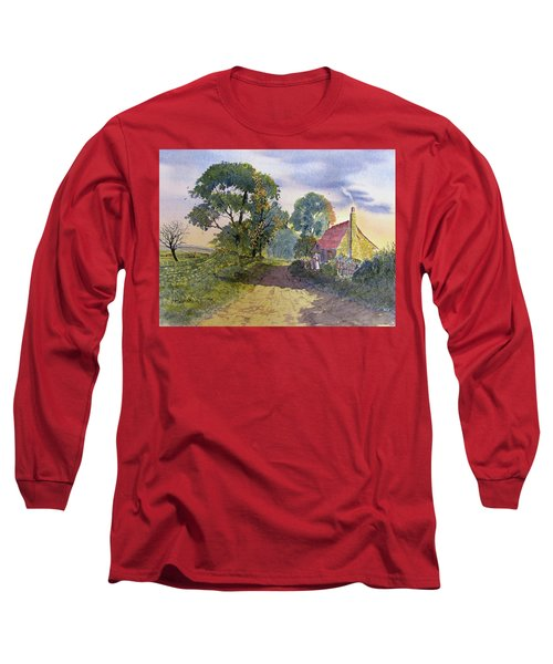 Standing In The Shadows Long Sleeve T-Shirt