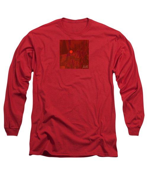 Sunset  The Siler Metaphorm Long Sleeve T-Shirt