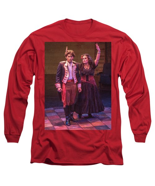 The Bad Brother And The Gypsy Long Sleeve T-Shirt