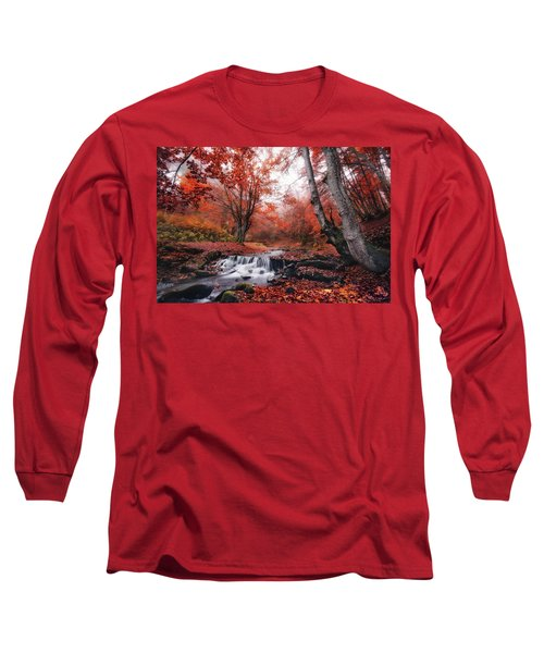 The Delights Of Late Autumn Long Sleeve T-Shirt