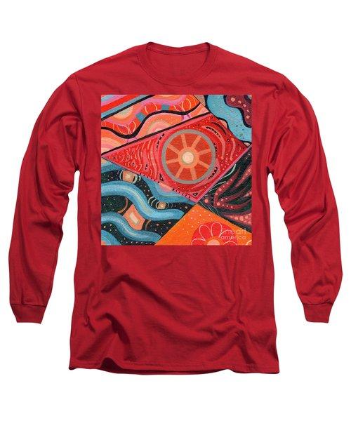 The Joy Of Design L I I I Long Sleeve T-Shirt