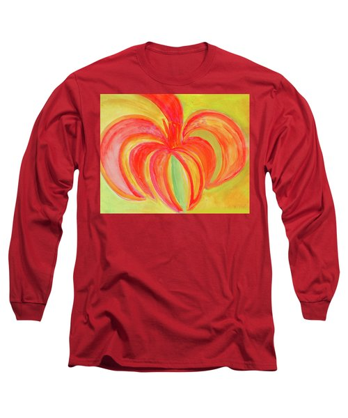 Tiger Tiger Lily Lily Long Sleeve T-Shirt