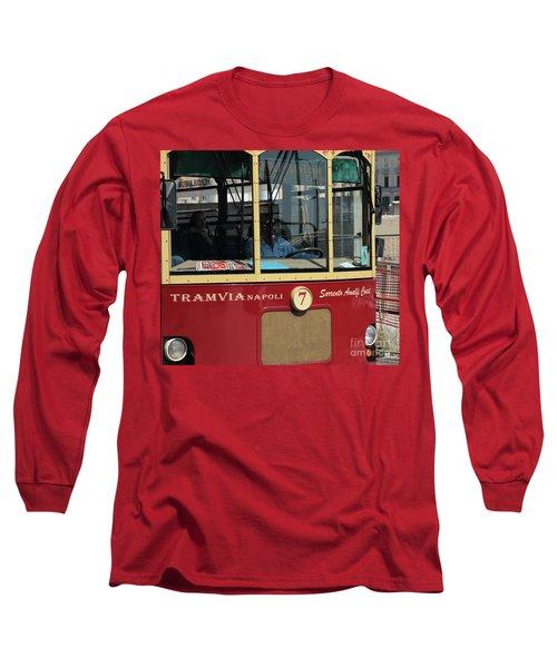 Tram Naples Long Sleeve T-Shirt