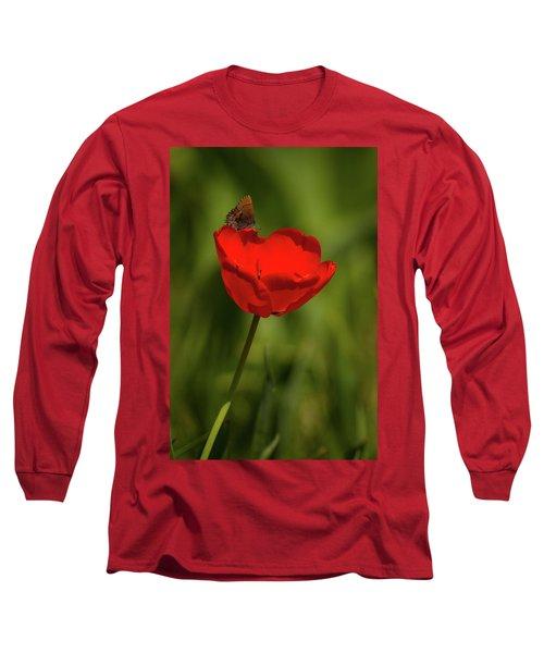 Tulip And Skipper Long Sleeve T-Shirt