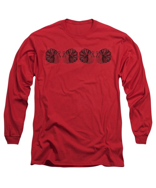 Turkey Time Long Sleeve T-Shirt