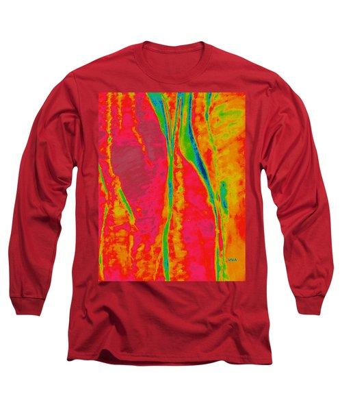 Uluru  Magic   Long Sleeve T-Shirt