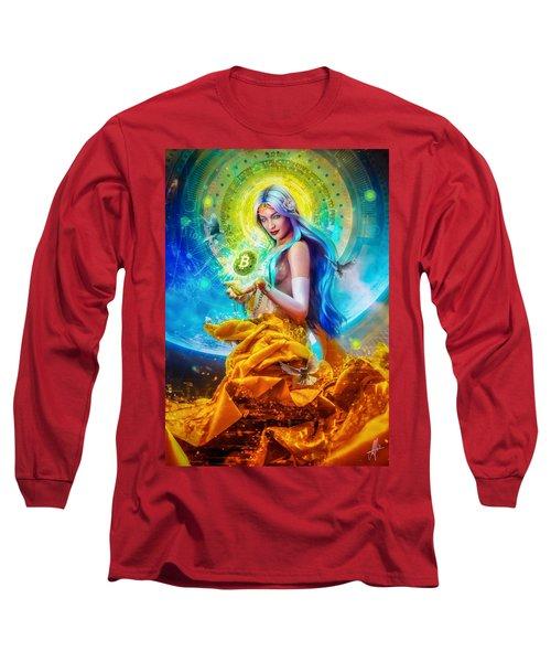 Vires In Numeris Long Sleeve T-Shirt