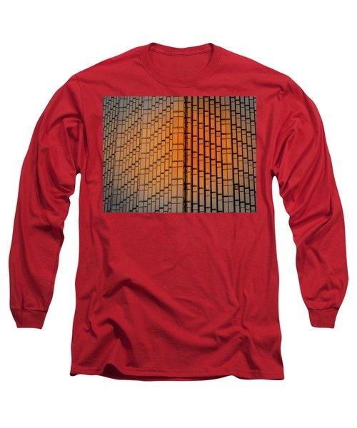 Windows Mosaic Long Sleeve T-Shirt