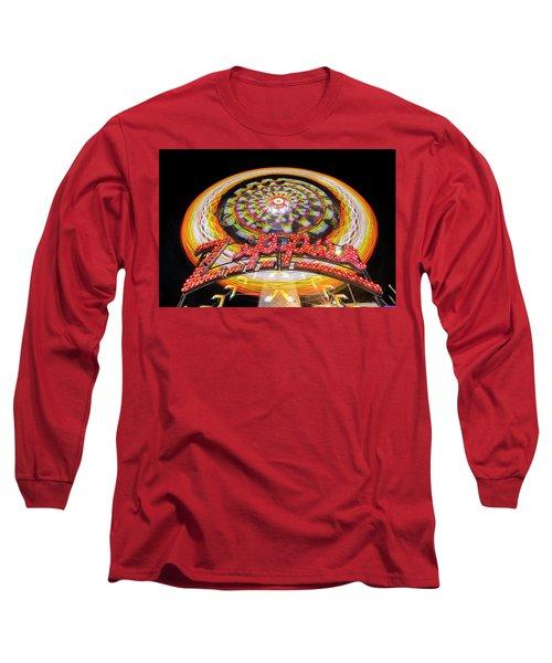 Zipper #4 Long Sleeve T-Shirt