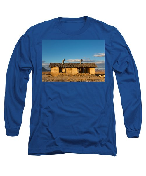 Derelict Shack. Long Sleeve T-Shirt