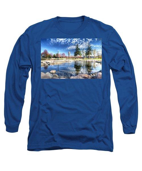0663 Elgin From Walton Island Long Sleeve T-Shirt