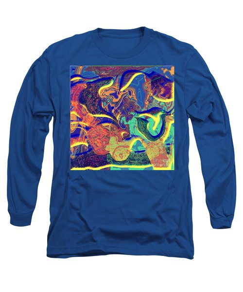 0627 Abstract Thought Long Sleeve T-Shirt