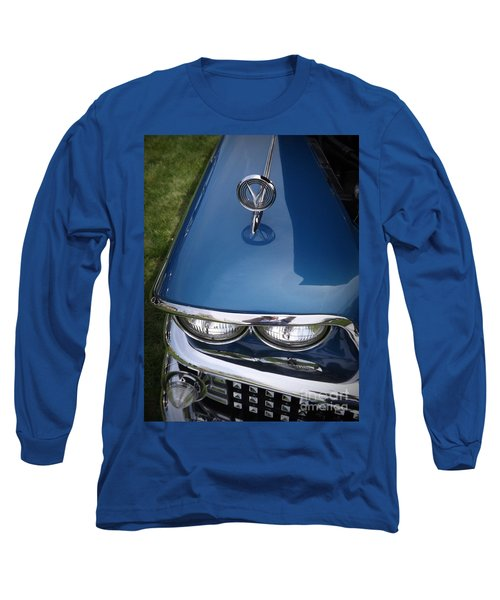 1958 Buick Super 56r Long Sleeve T-Shirt