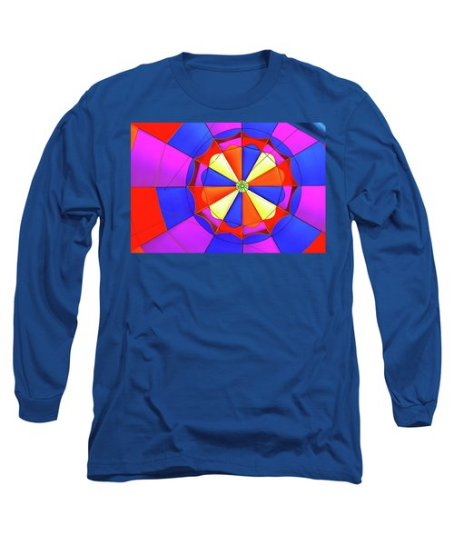 Long Sleeve T-Shirt featuring the photograph Balloon Fantasy 3 by Allen Beatty