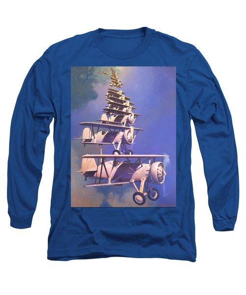 Bill Boeings Fever Dream Long Sleeve T-Shirt