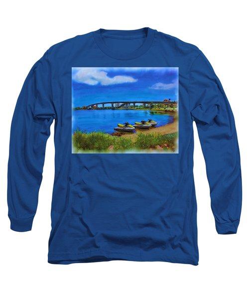 Do You Sea Doo Long Sleeve T-Shirt