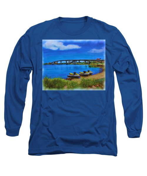 Do You Sea Doo Long Sleeve T-Shirt