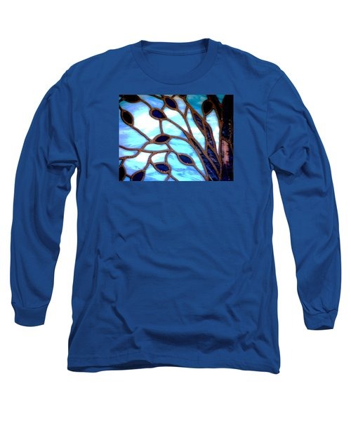 Gettysburg College Chapel Window Long Sleeve T-Shirt