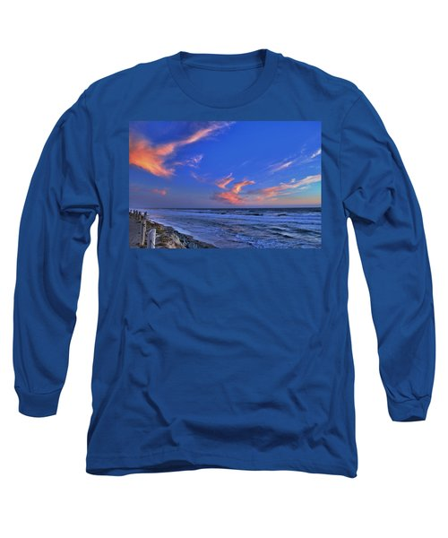 Great Highway Sunset Long Sleeve T-Shirt
