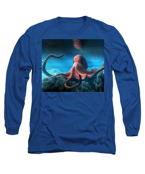 Octopus Long Sleeve T-Shirt