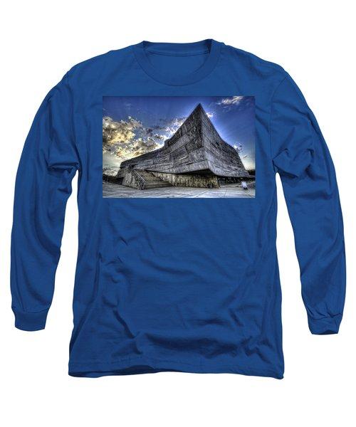 Perot Museum  Long Sleeve T-Shirt