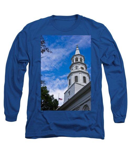 St. Michael's Episcopal Long Sleeve T-Shirt