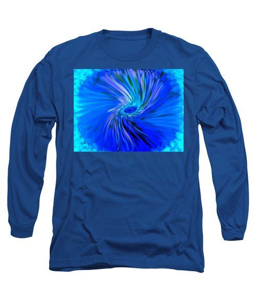 The Heart Of Bungalii Long Sleeve T-Shirt by RjFxx at beautifullart com