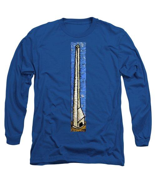 10-001 Long Sleeve T-Shirt by Mario Perron