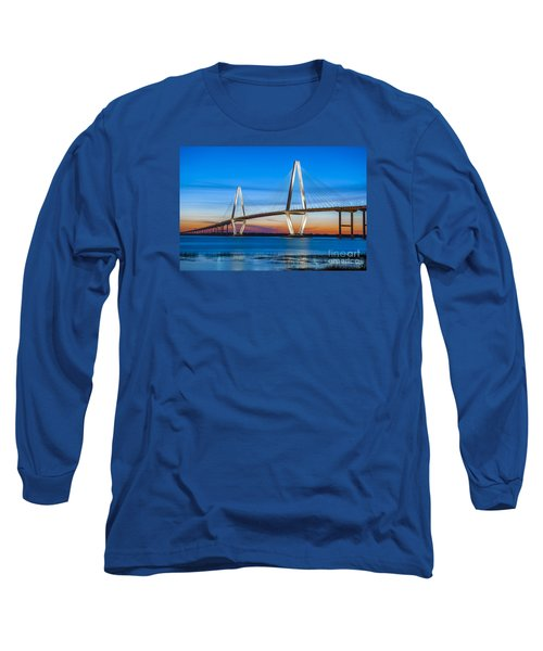 Charleston Arthur Ravenel Bridge Long Sleeve T-Shirt