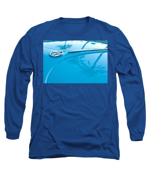 1964 Volkswagen Vw Bug Emblem Long Sleeve T-Shirt