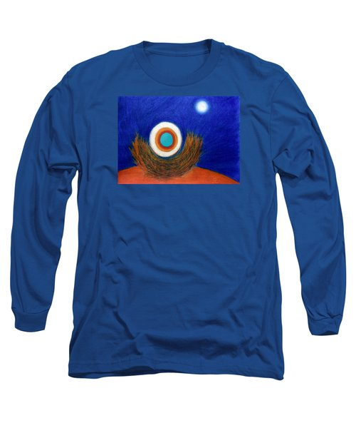 Nesting Moon Long Sleeve T-Shirt