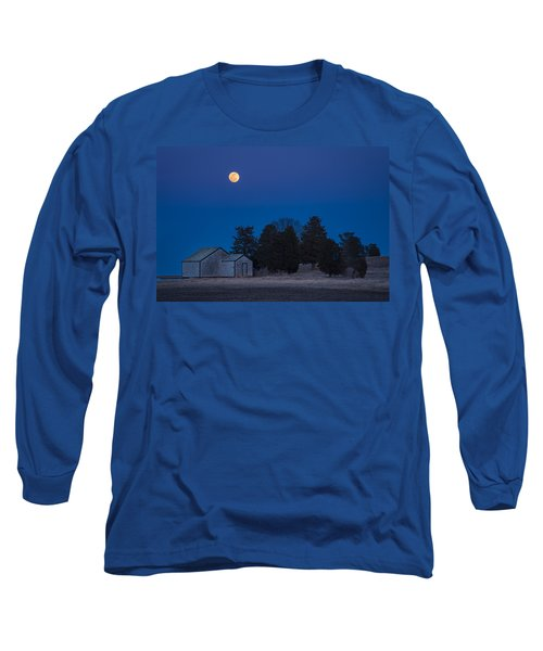 Over The Boathouse Long Sleeve T-Shirt
