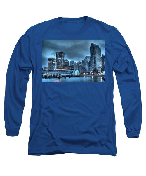 Port Of San Francisco Long Sleeve T-Shirt