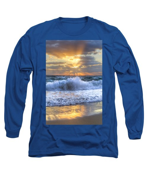 Splash Sunrise Long Sleeve T-Shirt