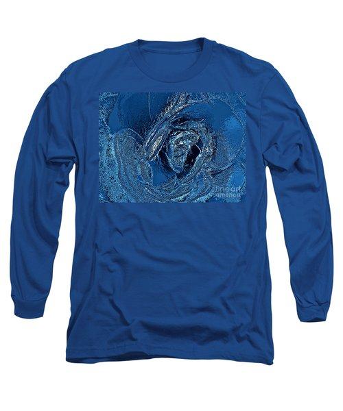 Water Rose Long Sleeve T-Shirt