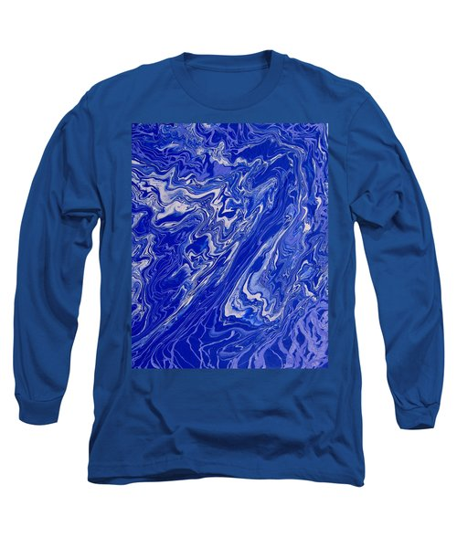 Abstract 33 Long Sleeve T-Shirt