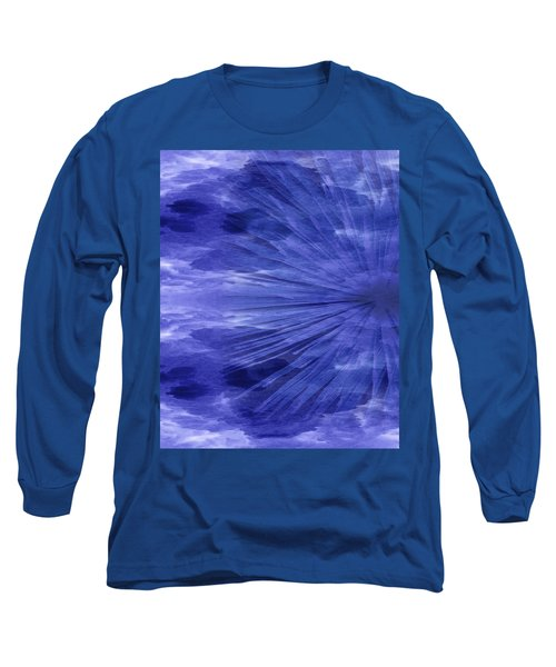 Abstract 58 Long Sleeve T-Shirt