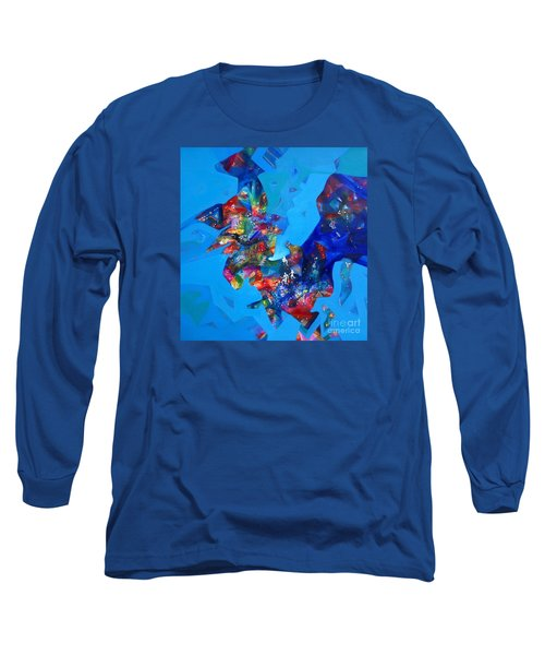 Power Sold Out Long Sleeve T-Shirt by Sanjay Punekar