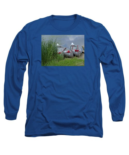 At Waters Edge Long Sleeve T-Shirt