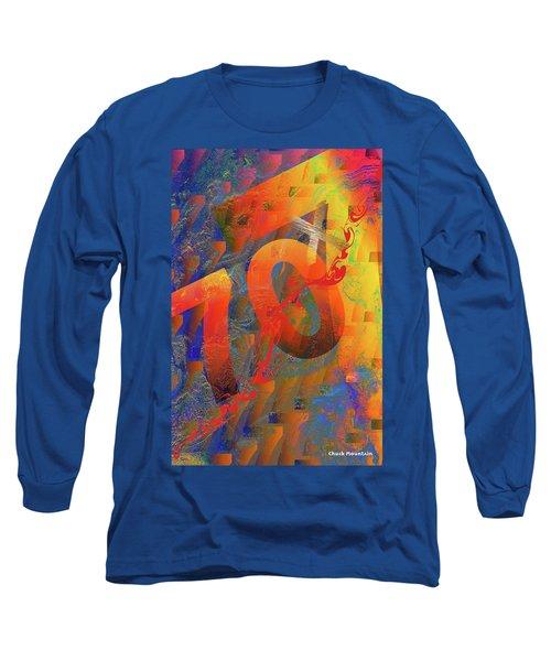 70 X 7 Long Sleeve T-Shirt
