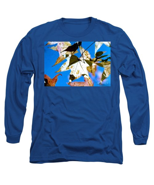 Long Sleeve T-Shirt featuring the photograph Autumn  In New Orleans Louisiana by Michael Hoard