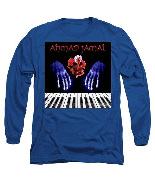 Ahmad Jamal Long Sleeve T-Shirt