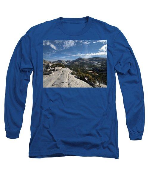 A Tenaya View Long Sleeve T-Shirt