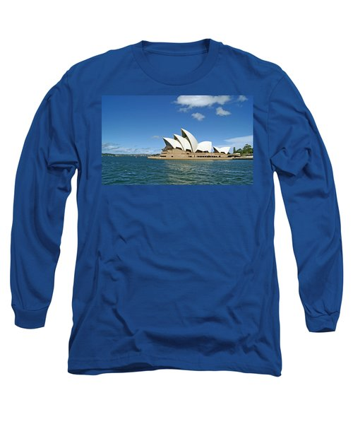 A View Of The Sydney Opera House Long Sleeve T-Shirt