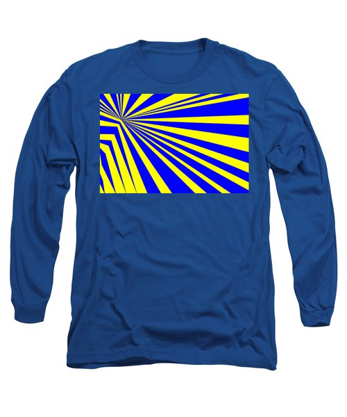 Abstract 150 Long Sleeve T-Shirt