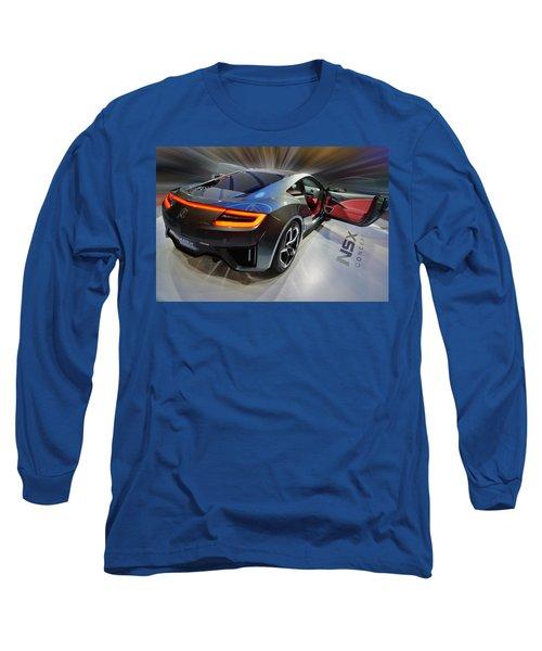 Acura N S X  Concept 2013 Long Sleeve T-Shirt