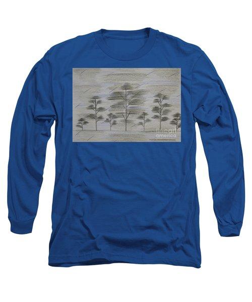Addictions Long Sleeve T-Shirt