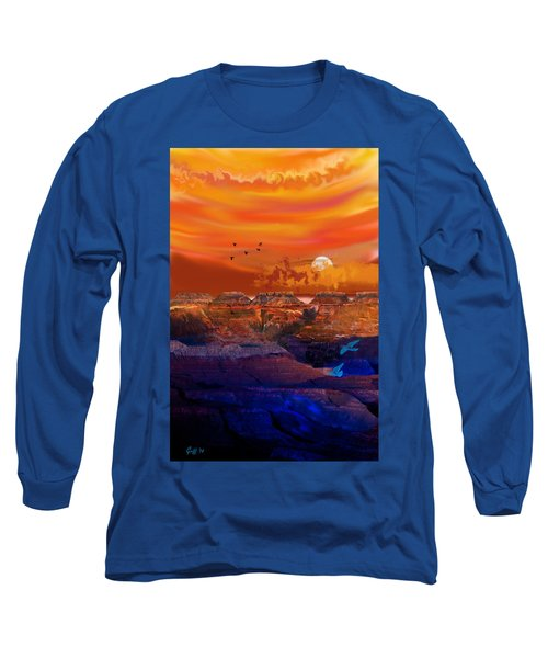 After The Storm Long Sleeve T-Shirt by J Griff Griffin