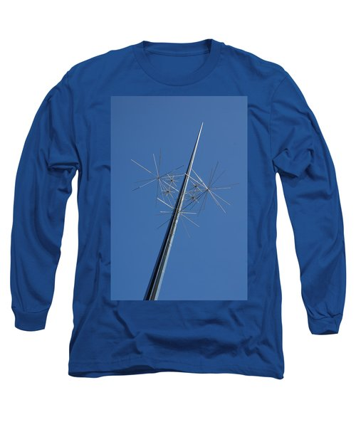 Air And Space Museum Art Spire Long Sleeve T-Shirt